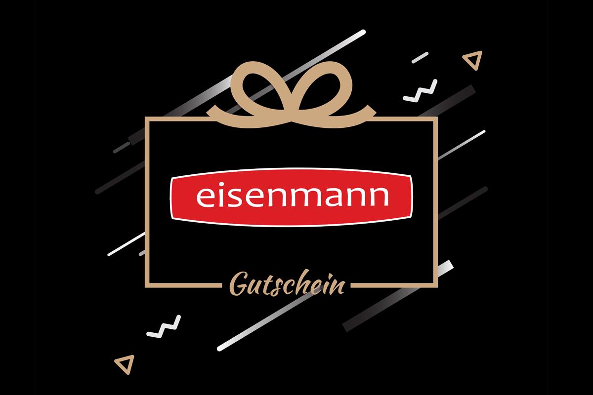 Gutschein Eisenmann
