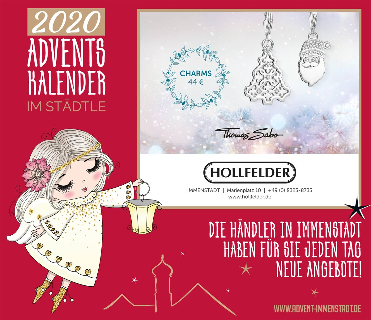 Adventskalender Hollfelder am 03.12.2020