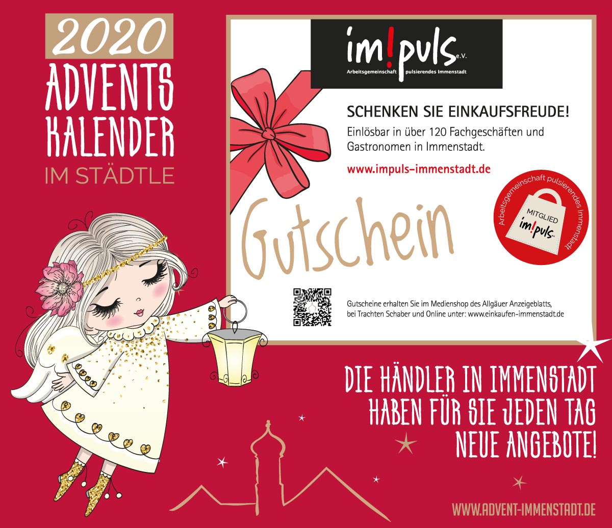 Adventskalender Impuls am 09.12.2020