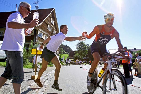 36. Allgäu Triathlon am 19. August 2018